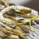 4Ocean - Seabirds Yellow bracelet thumbnail