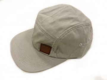 Topiku Fivepanel Caps Beige