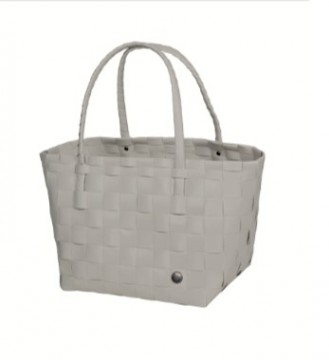 Paris reiseveske - Pale Grey