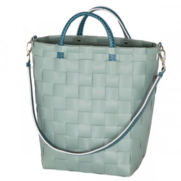 YUP Handbag Shopper greyish green