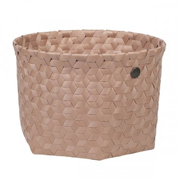 Dimensional Basket copper blush S
