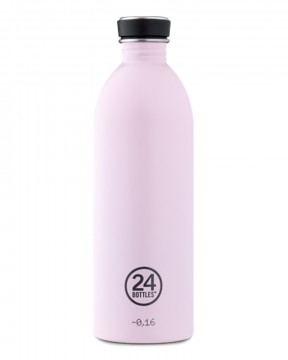 24Bottles - Urban 1liter Candy Pink