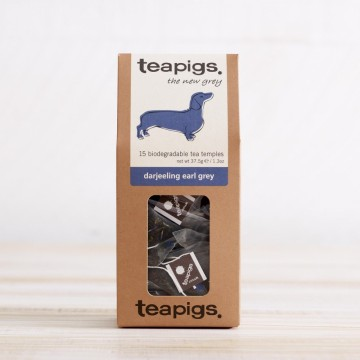 Teapigs - The new grey - Darjeeling Earl Grey