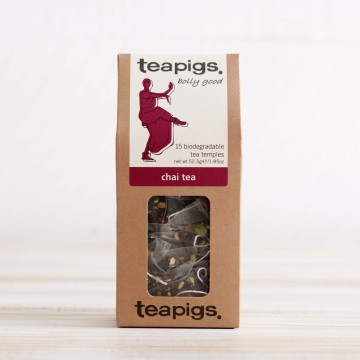 Teapigs - Bolly good - Chai te