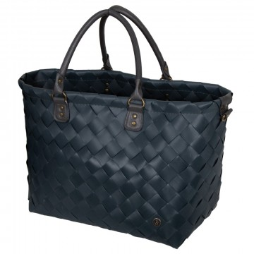 Saint-Tropez reiseveske XL Dark Grey