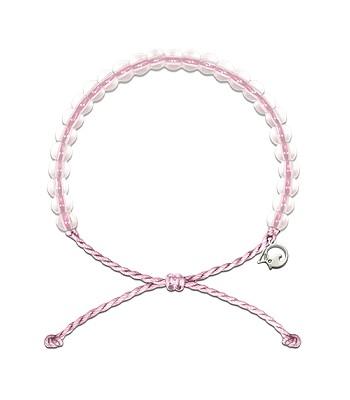 4Ocean Armbånd Pink Rosa armbånd