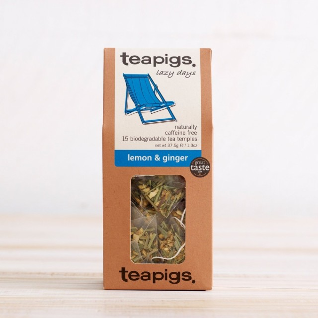 Teapigs - Lazy days