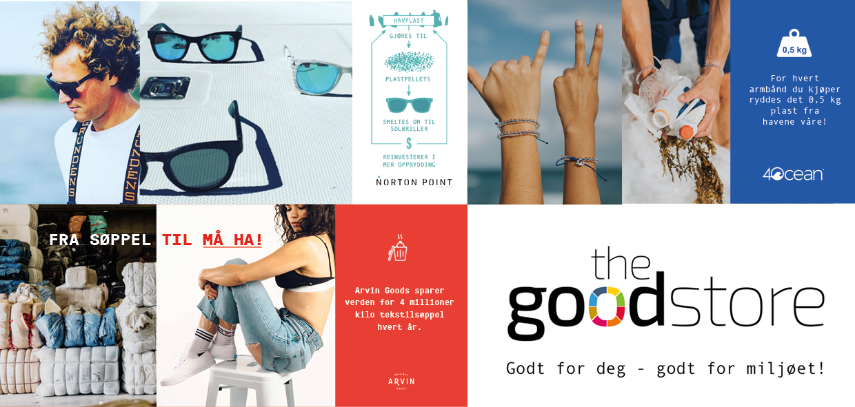 The Good Store Norges mest bærekraftige retailer! | The